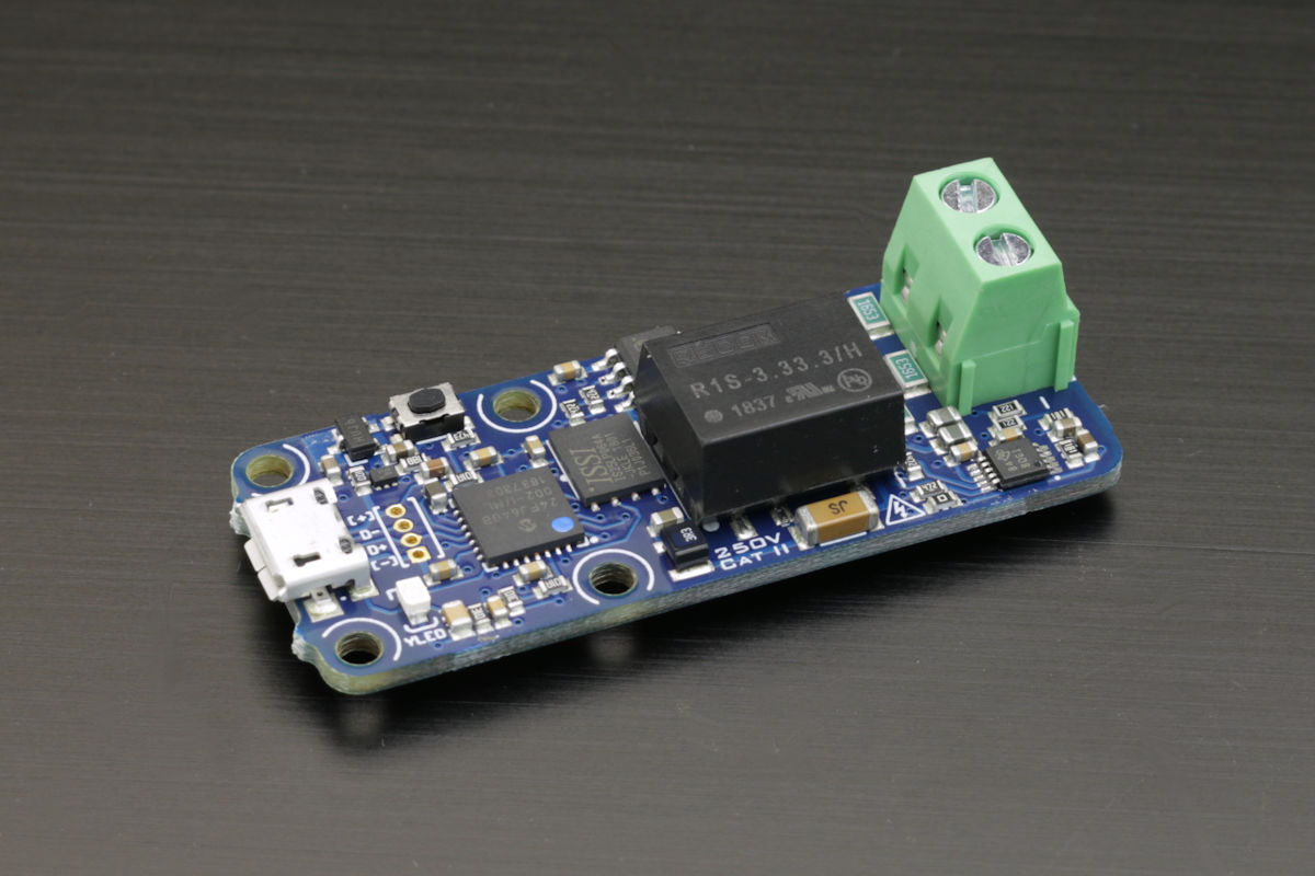 Yocto Volt Tiny Isolated Usb Voltmeter Ac Dc Digital And Amp Meter With Temperature Control