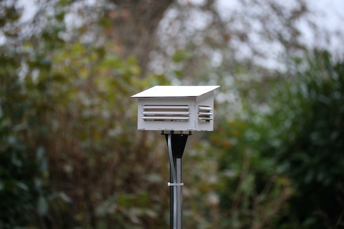 Yoctopuce weather station