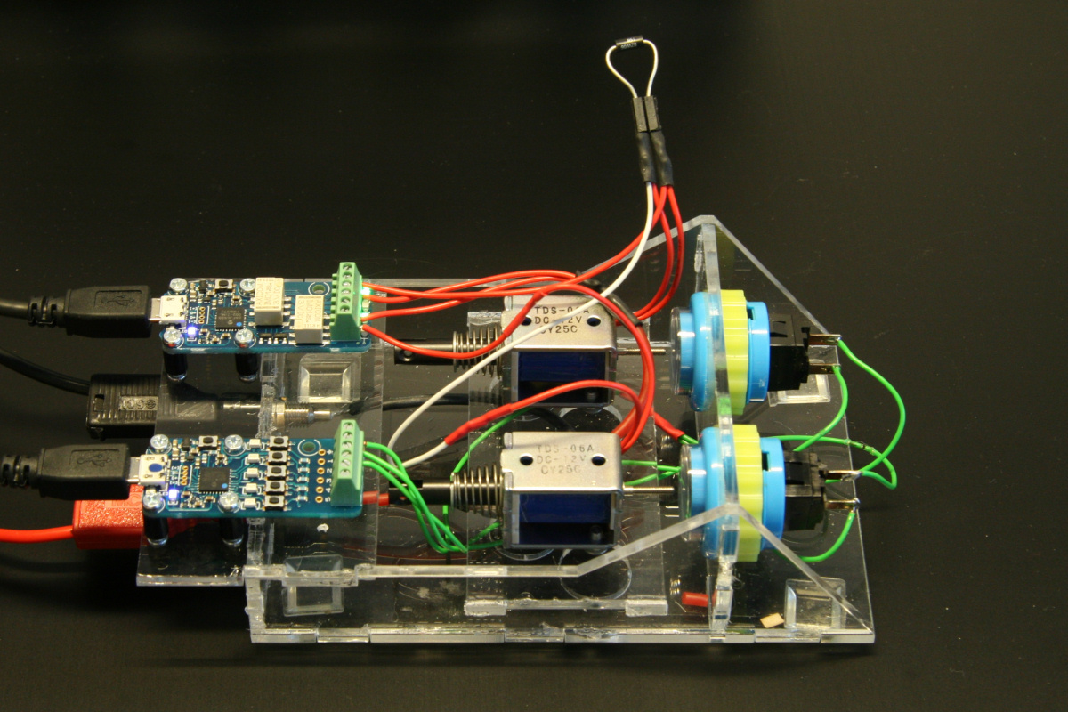 Relay And Inductive Loads Wiring A 24vdc