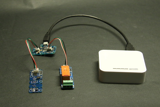 Using OpenWrt with Yoctopuce USB devices