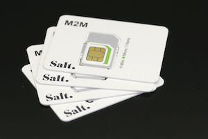 Le kit d'évaluation M2M de Salt.