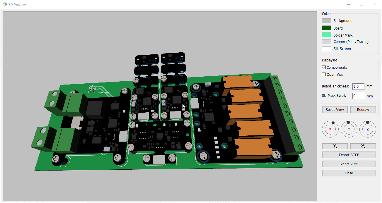 Diptrace Make A Custom Pcb For Yoctopuce Devices Mouse On Opening It You Will Find Apcb Printed Circuit Board As