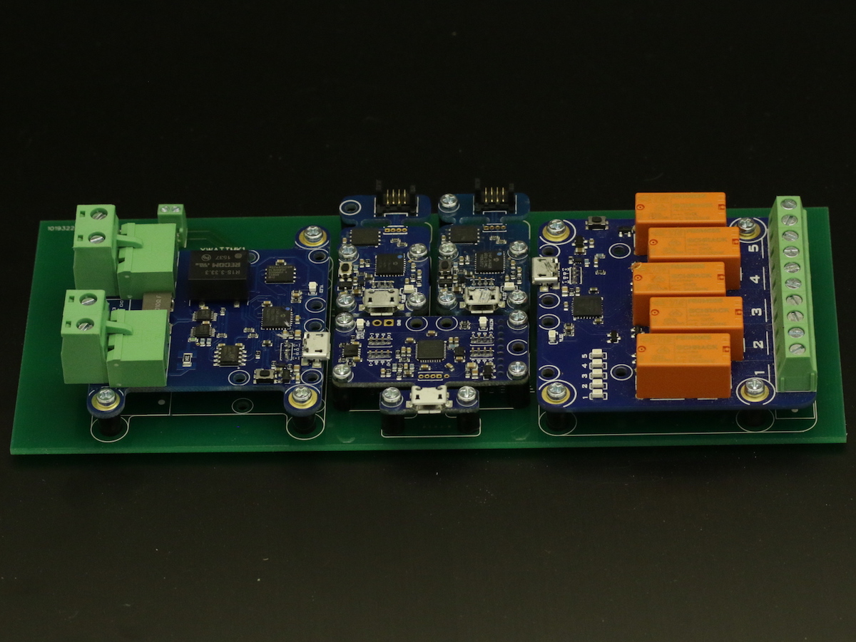 Diptrace Make A Custom Pcb For Yoctopuce Devices Making Your Own Printed Circuit Board
