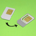 How to copy contacts from one SIM card to another
