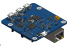 YoctoHub-Ethernet, Ethernet-enabled hub for Yoctopuce modules