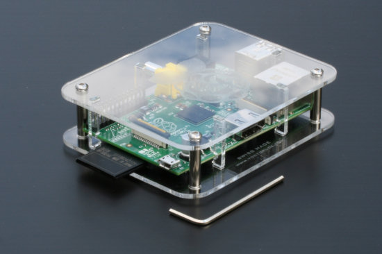 The RaspBox enclosure for Raspberry PI. The road to Hell is paved with good intentions...