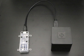 The autonomous data logger