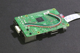 Raspberry Pi connection