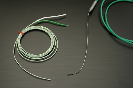 Sondes thermocouples